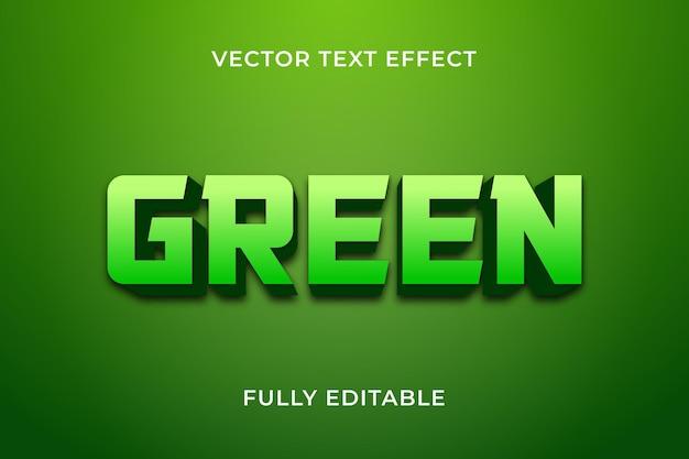 Effetto testo verde photoshop