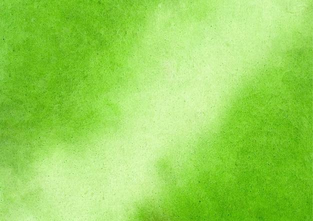 Texture acquerello verde e astratto