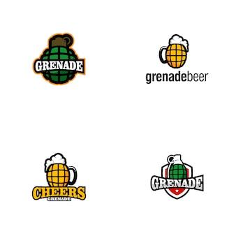 Logo della granata