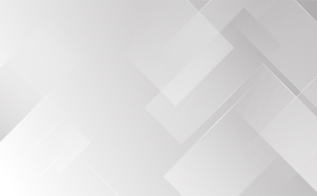 Grigio e bianco astratto geometria di sfondo splendore e concetto di elemento di strato struttura edile illustrazione vettoriale.