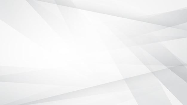 Copyspace di progettazione moderna del fondo astratto bianco grigio per il vostro testo