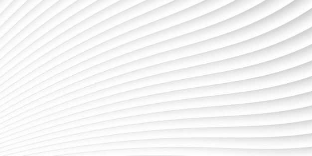 Onde e linee bianche grigie