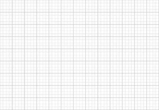 Griglia grigia su sfondo bianco. illustrazione vettoriale eps 10.