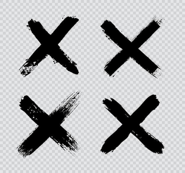 Segno grunge x