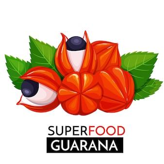 Icona di guaranà.