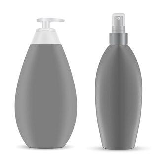 Pacchetto pompa shampoo per capelli