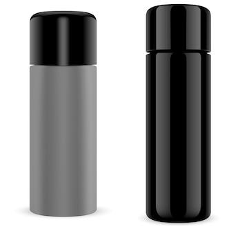 Flacone spray per capelli, tubo bombola aerosol