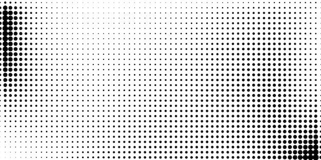 Mezzitoni in stile astratto. sfondo bianco e nero.