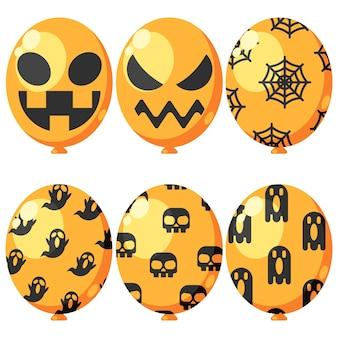 Baloons di halloween