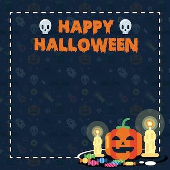 Flayer di halloween