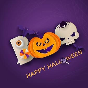 Illustrazione di halloween
