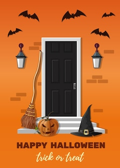 Illustrazione di halloween