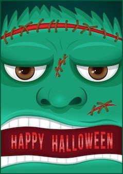 Poster di halloween poster di festa di halloween