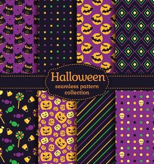 Modelli di halloween senza soluzione di continuità