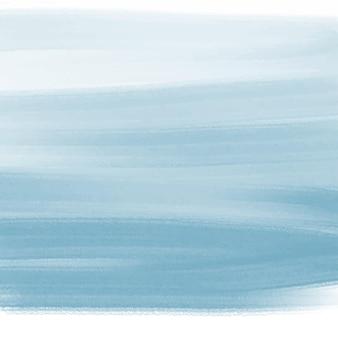 Disegnata a mano acquerello aquarelle illustrazione pittura blu texture astratta.