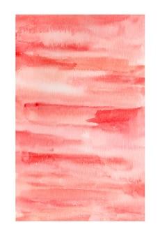 Dipinto a mano di acquerello astratto come sfondo