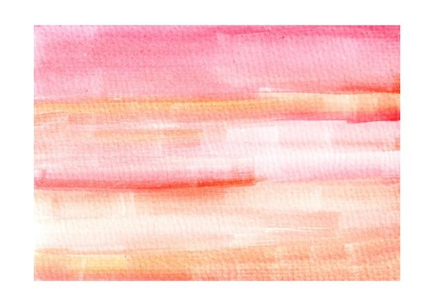 Dipinto a mano di sfondo acquerello