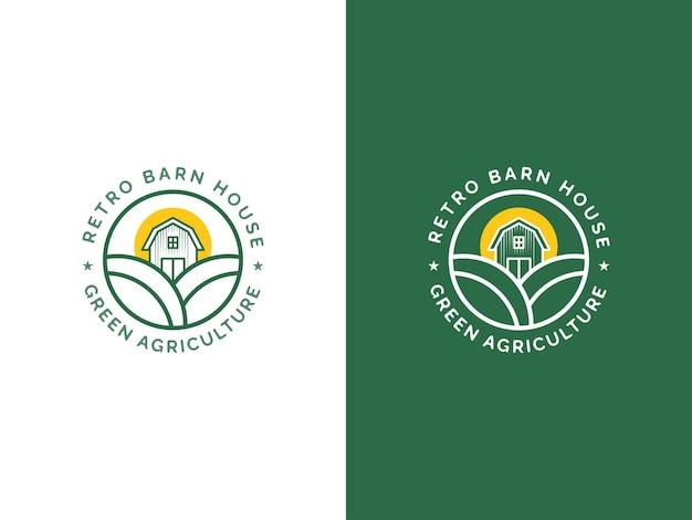 Concetto di design del logo del servizio a domicilio del tuttofare
