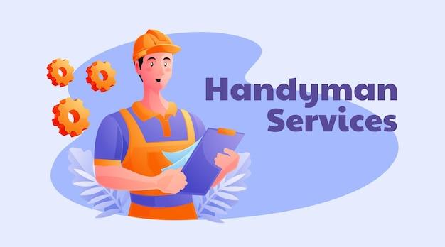Servizi tuttofare e riparazioni domestiche