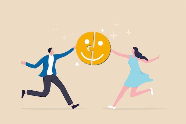 Felicità sul posto di lavoro, intelligenza emotiva o benessere mentale
