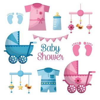 Felice baby shower