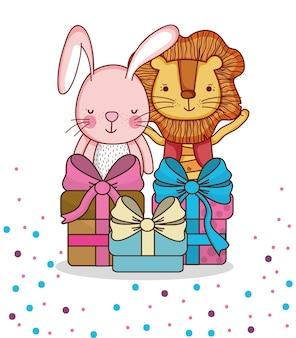 Buon compleanno cartoni animati