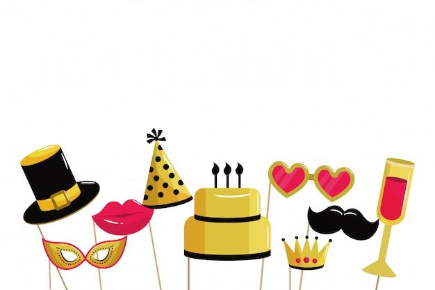 Buon compleanno cartone animato