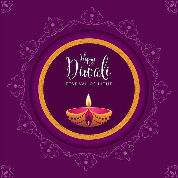 Felice diwali festival of lights