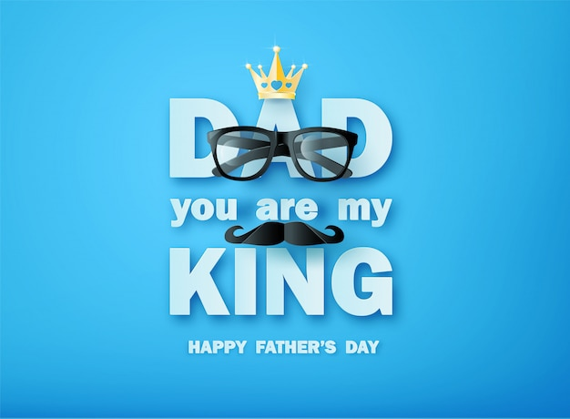Buon saluto festa del papà