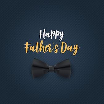 Felice festa del papà sullo sfondo. migliore illustrazione di papà