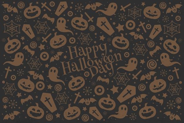 Felice giorno di halloween