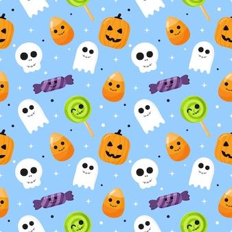 Felice halloween seamless