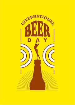 Buona giornata internazionale della birra