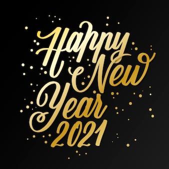Felice anno nuovo 2021 scritte