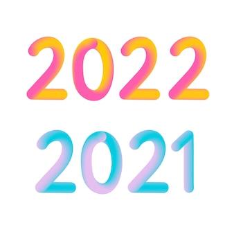 Felice anno nuovo design d design moderno per inviti di calendario biglietti di auguri vacanze volantini
