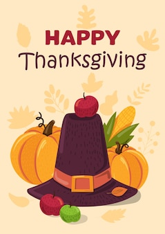 Buone vacanze del ringraziamento