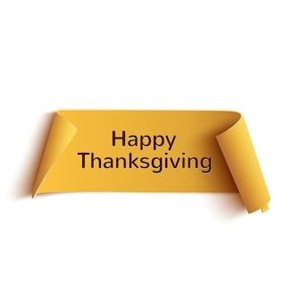 Illustrazione felice del ringraziamento