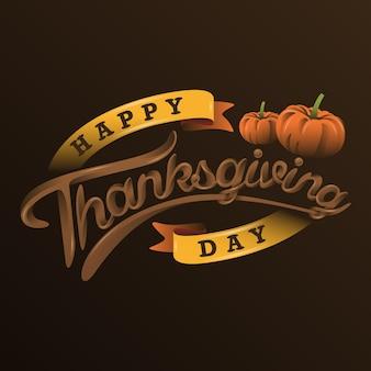 Buona giornata mondiale del ringraziamento