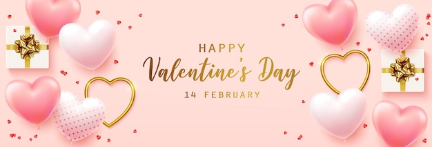 Buon san valentino con testo di calligrafia.