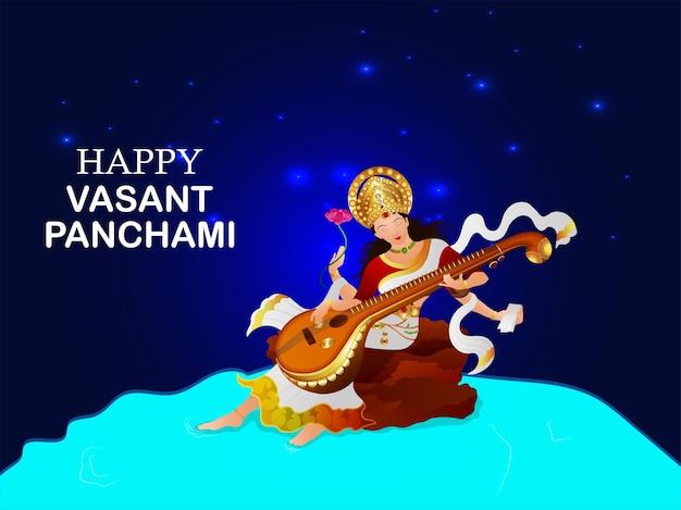 Felice vasant panchami