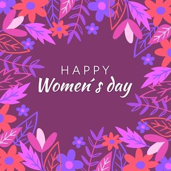 Priorità bassa di giorno delle donne felici