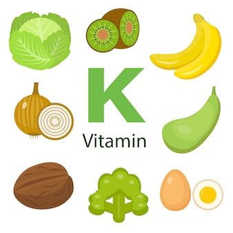Informazioni sui benefici per la salute della vitamina k