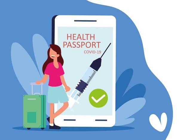 Passaporto sanitario covid