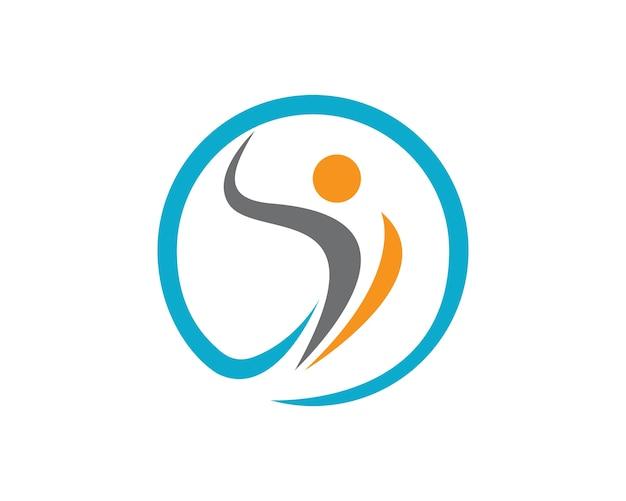 Logo della vita sana