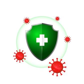 Sistema di protezione salutare, sistema immunitario