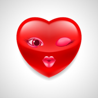 Carattere del cuore