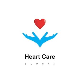 Logo della cura del focolare