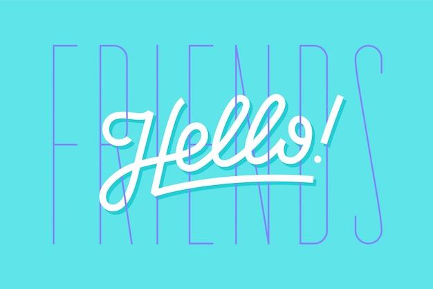 Ciao. iscrizione per