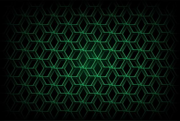 Priorità bassa di vettore del pixel della griglia a nido d'ape esagonale