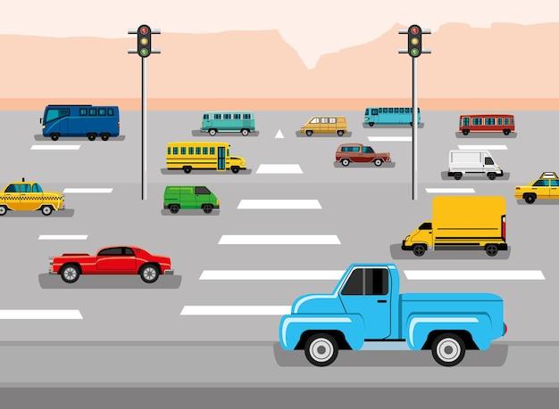 Veicoli per il trasporto autostradale